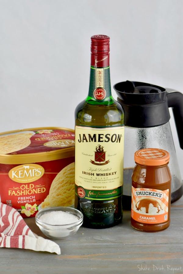 irish coffee how to make