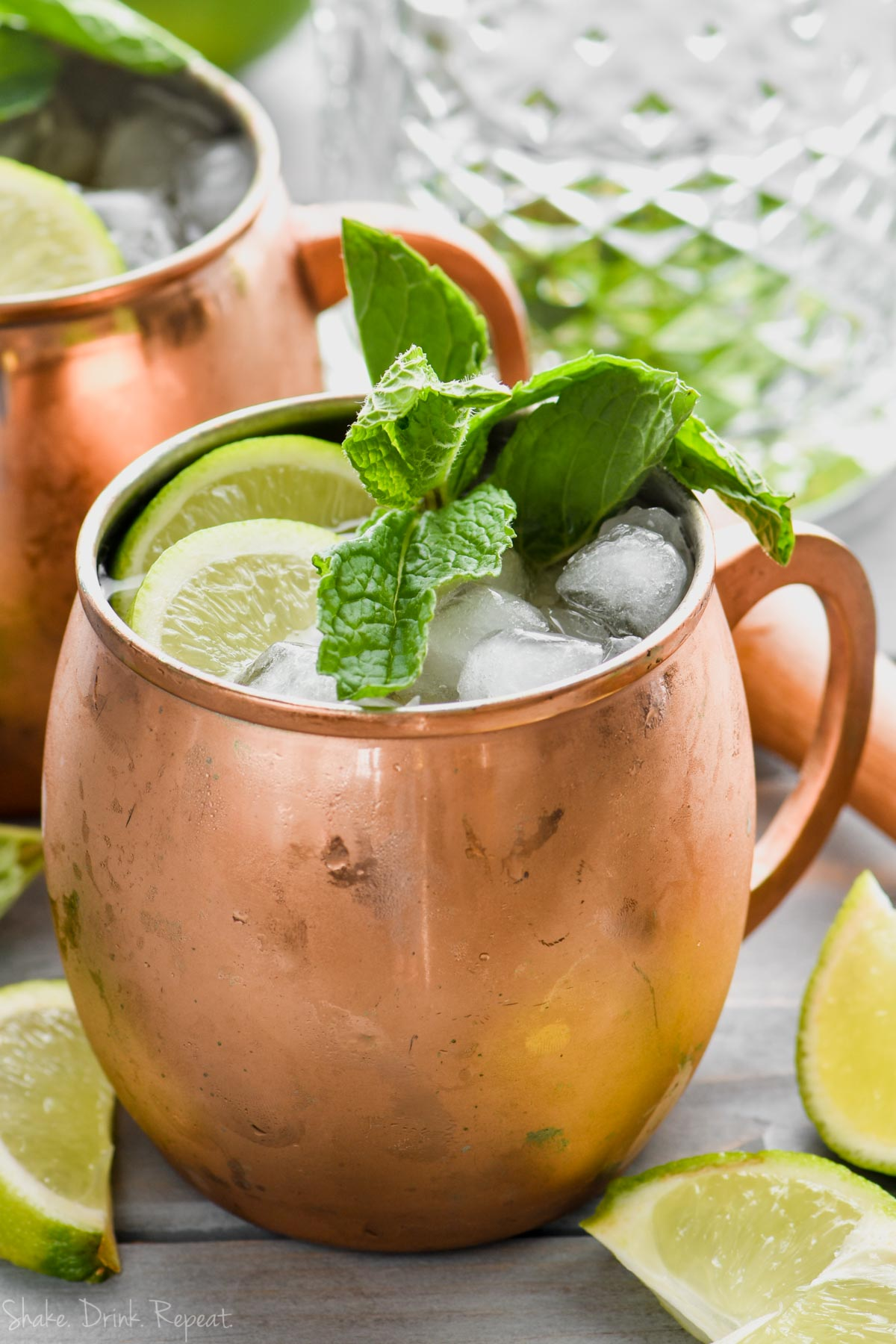 How Do You Make A Moscow Mule Drink