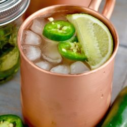 Jalapeno Moscow Mule