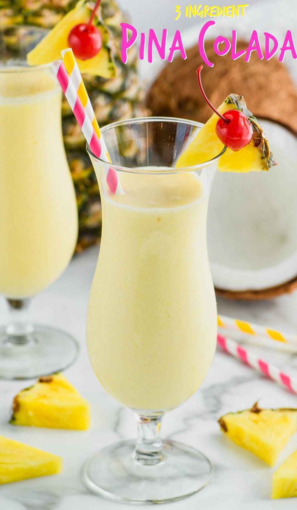 best_pina_colada_recipe_image - Shake Drink Repeat