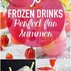30 Frozen Drinks Perfect for Summer
